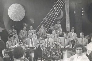 папа Голубой огонёк 1963г.