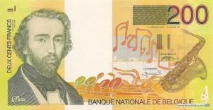 200 франков с Саксом