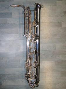 25. Бас саксофон in C