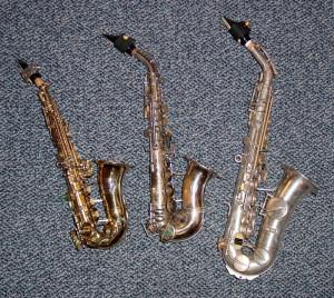 8. Сопрано in C изогнутое