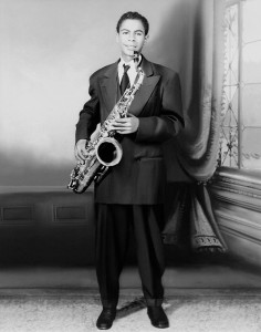 Benny Golson 15years old