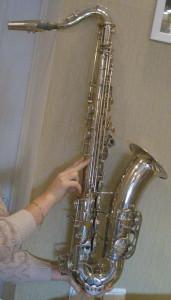 Cоветский саксофон тенор 30-х годов