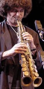 Сдвоенный саксофон
