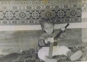 Тяга к дудкам у меня была с детства