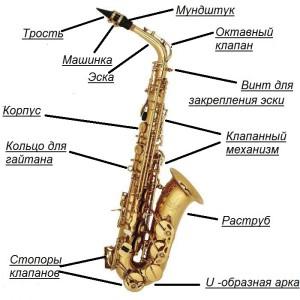 сасксофон для схемы 2 - копия